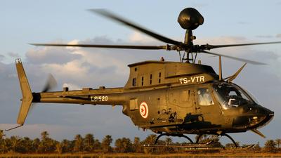 L81520 - Bell OH-58D Kiowa - Tunisia - Air Force