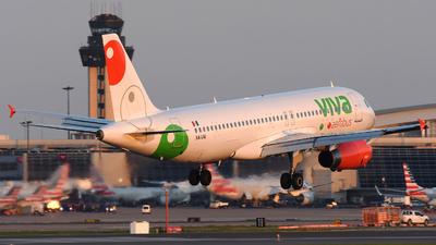 XA-VAI - Airbus A320-232 - VivaAerobus