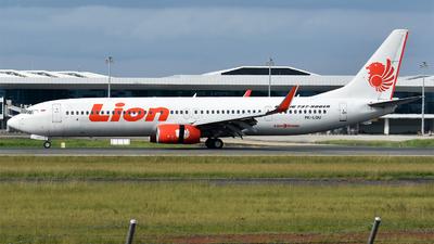 A picture of PKLQU - Boeing 7379GP(ER) - Lion Air - © Adhe Bhisma Chendikia