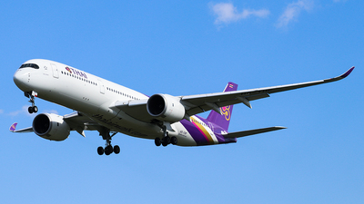 HS-THF - Airbus A350-941 - Thai Airways International