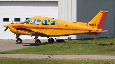 C-GBSV - Beechcraft C23 Sundowner - Private