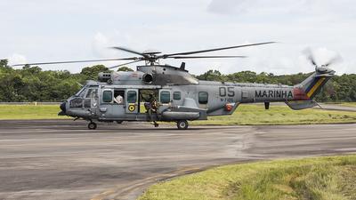 N-7105 - Eurocopter EC 725 Super Cougar - Brazil - Navy