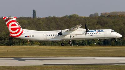 A picture of SPEQI - De Havilland Canada Dash 8400 - LOT - © Peter Tolnai