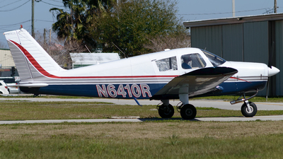 A picture of N6410R - Piper PA28140 - [2821589] - © Westley Bencon