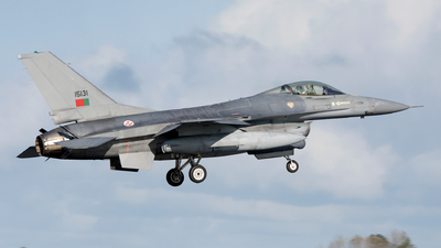 15131 - General Dynamics F-16AM Fighting Falcon - Portugal - Air Force