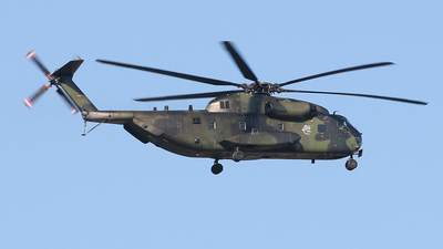 84-86 - Sikorsky CH-53GA - Germany - Air Force