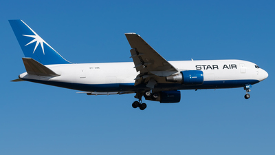 OY-SRK - Boeing 767-204(ER)(BDSF) - Star Air