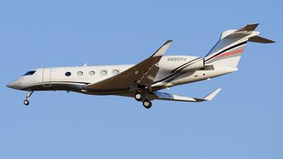 N886RW - Gulfstream G600 - Private