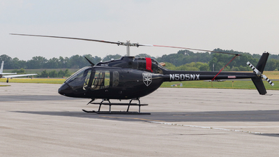 N505NX - Bell 505 Jet Ranger X - Bell Helicopter Textron