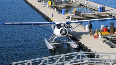 C-GJZQ - De Havilland Canada DHC-2 Mk.I Beaver - Harbour Air