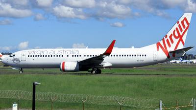VH-VOP - Boeing 737-8FE - Virgin Australia Airlines