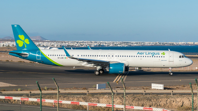 A picture of EILRB - Airbus A321253NX - Aer Lingus - © Wings77