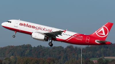 A picture of TCAGU - Airbus A320232 - [2077] - © Hervé Champain