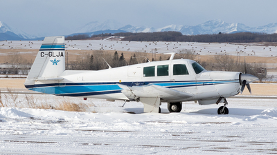 C-GLJA - Mooney M20F - Private