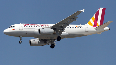 D-AGWY - Airbus A319-132 - Germanwings