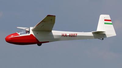 HA-4007 - Schleicher K-8B - Aero Club - Esztergom