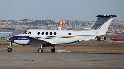 A picture of CGFSD - Beech B200 Super King Air -  - © Mike MacKinnon