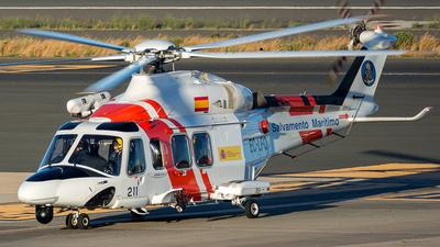 A picture of ECLFQ - AgustaWestland AW139 - [31298] - © Adolfo Bento de Urquía