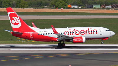 D-AGEC - Boeing 737-76J - Air Berlin (Germania)
