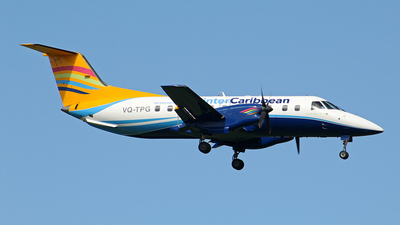 VQ-TPG - Embraer EMB-120ER Brasília - interCaribbean Airways