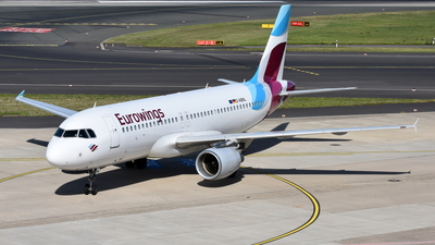 D-ABNL - Airbus A320-214 - Eurowings