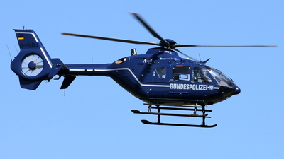 D-HVBJ - Eurocopter EC 135T2+ - Germany - Bundespolizei