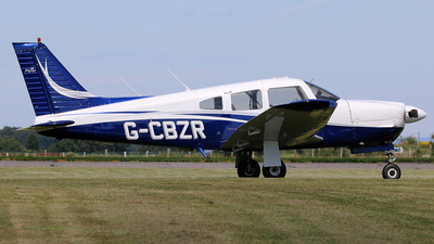 A picture of GCBZR - Piper PA28R201 - [2837029] - © Brian T Richards