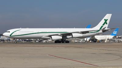 9H-BIG - Airbus A340-312 - Air X Charter