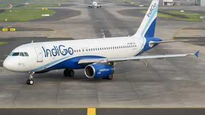 A picture of VTINT - Airbus A320232 - [3497] - © Sanskar nawani