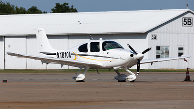 N1810A - Cirrus SR20 - Oklahoma Aviation