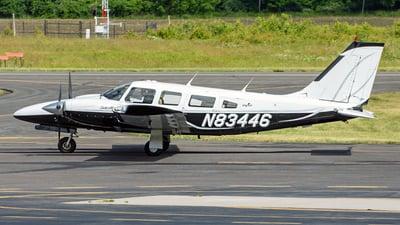 N83446 - Piper PA-34-220T Seneca III - Private
