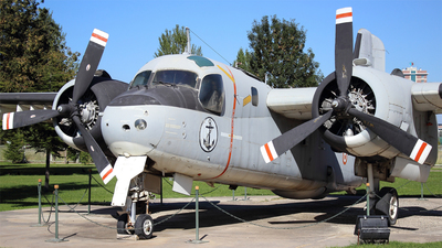 TCB-849 - Grumman S-2 Tracker - Turkey - Air Force