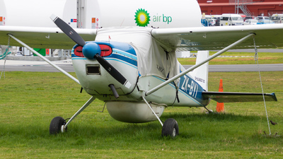 ZK-BYI - Cessna 180C Skywagon - Private