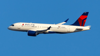 A picture of N106DU - Airbus A220100 - Delta Air Lines - © Oliver Richter