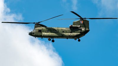 D-101 - Boeing CH-47D Chinook - Netherlands - Royal Air Force
