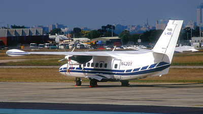 A picture of N420Y -  - [] - © George Canciani