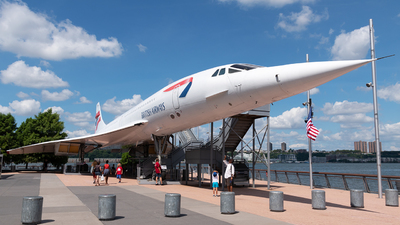 G-BOAD - Aérospatiale/British Aircraft Corporation Concorde - British Airways