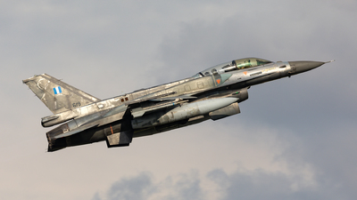 619 - Lockheed Martin F-16D Fighting Falcon - Greece - Air Force