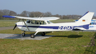 D-EDAJ - Cessna 172M Skyhawk - Private