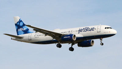 N564JB - Airbus A320-232 - jetBlue Airways