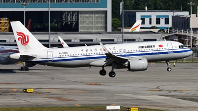 B-30DC - Airbus A320-271N - Air China