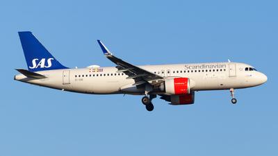 EI-SIB - Airbus A320-251N - SAS Ireland