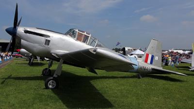 WN149 - Boulton-Paul Balliol T.2 - United Kingdom - Royal Air Force (RAF)
