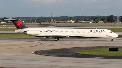 N959DL - McDonnell Douglas MD-88 - Delta Air Lines