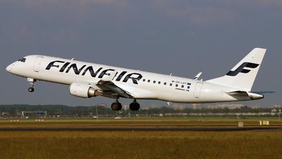 A picture of OHLKF - Embraer E190LR - Finnair - © Darius Swoboda