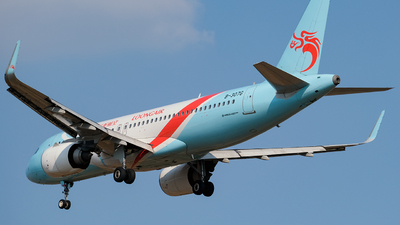A picture of B307G - Airbus A320251N - Loong Air - © Predic. LXY!