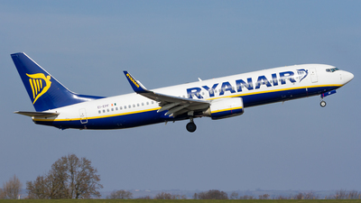 EI-EPF - Boeing 737-8AS - Ryanair