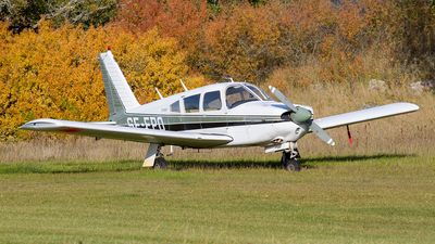 SE-FPO - Piper PA-28R-180 Cherokee Arrow - Private