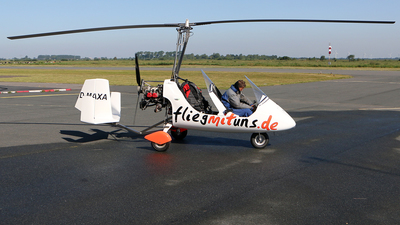 D-MAXA - Autogyro Europe MT-03 Eagle - Private