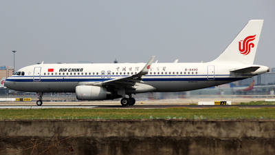 B-8490 - Airbus A320-232 - Air China